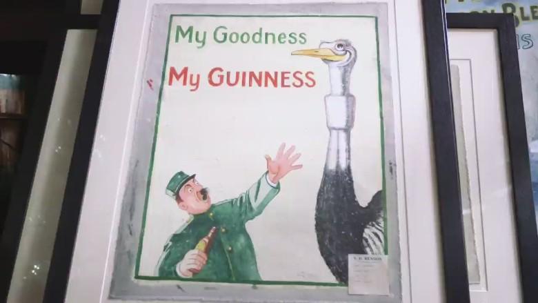 Vegan Guinness