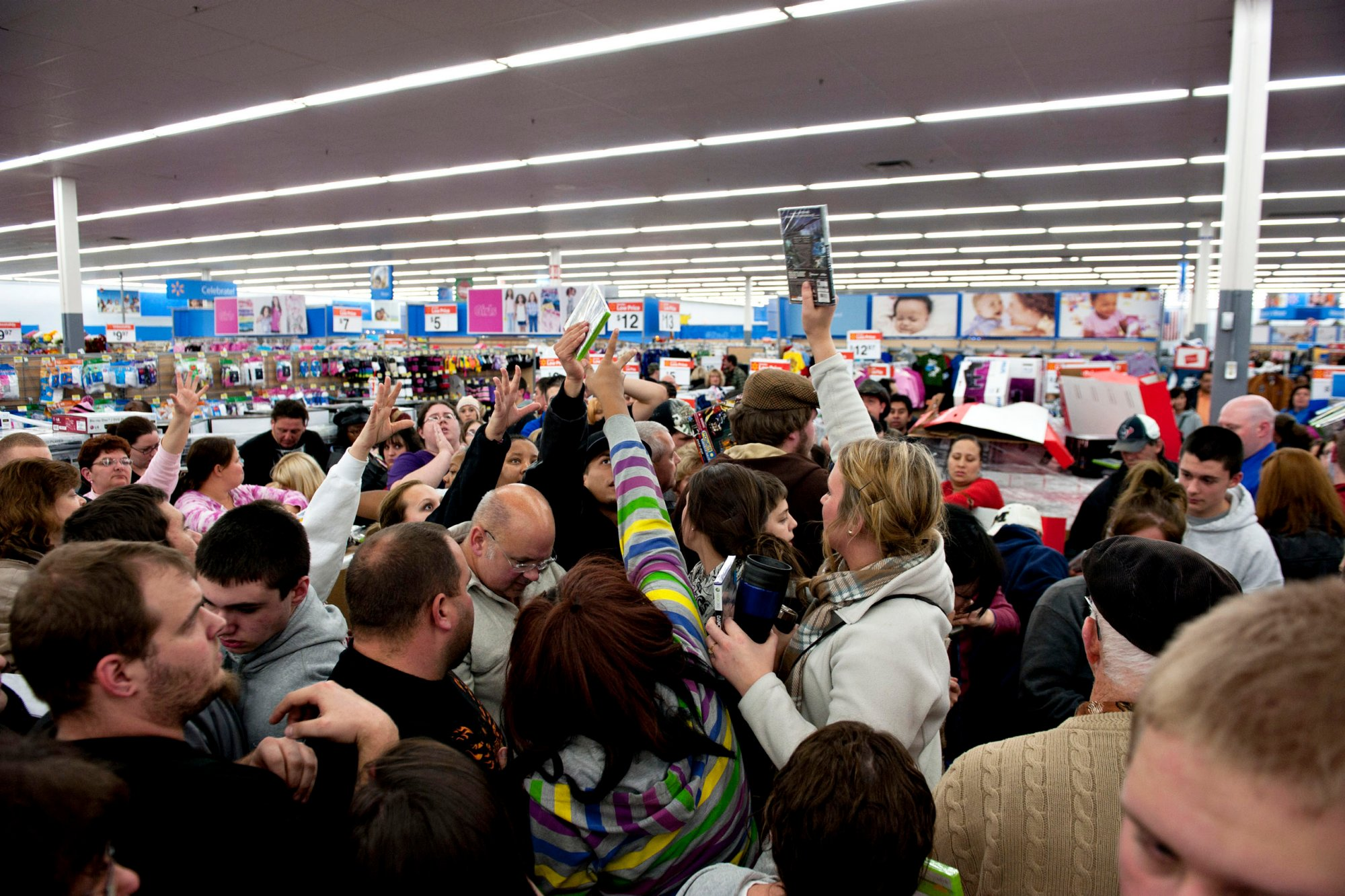 Wal-Mart Black Friday 2015