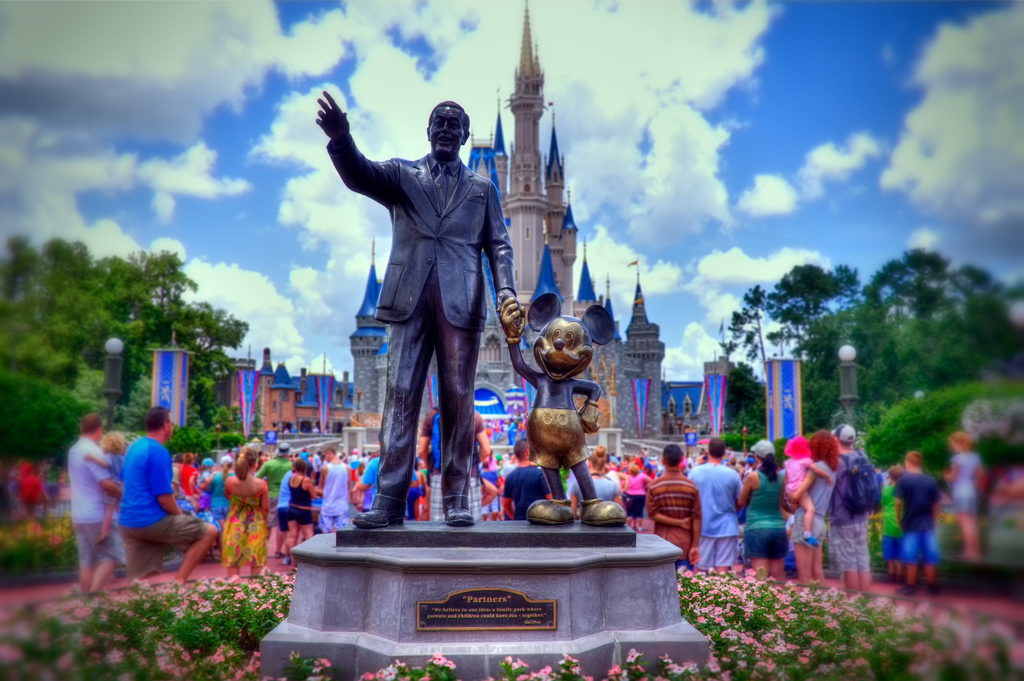 Walt Disney Profits for Q3 2015