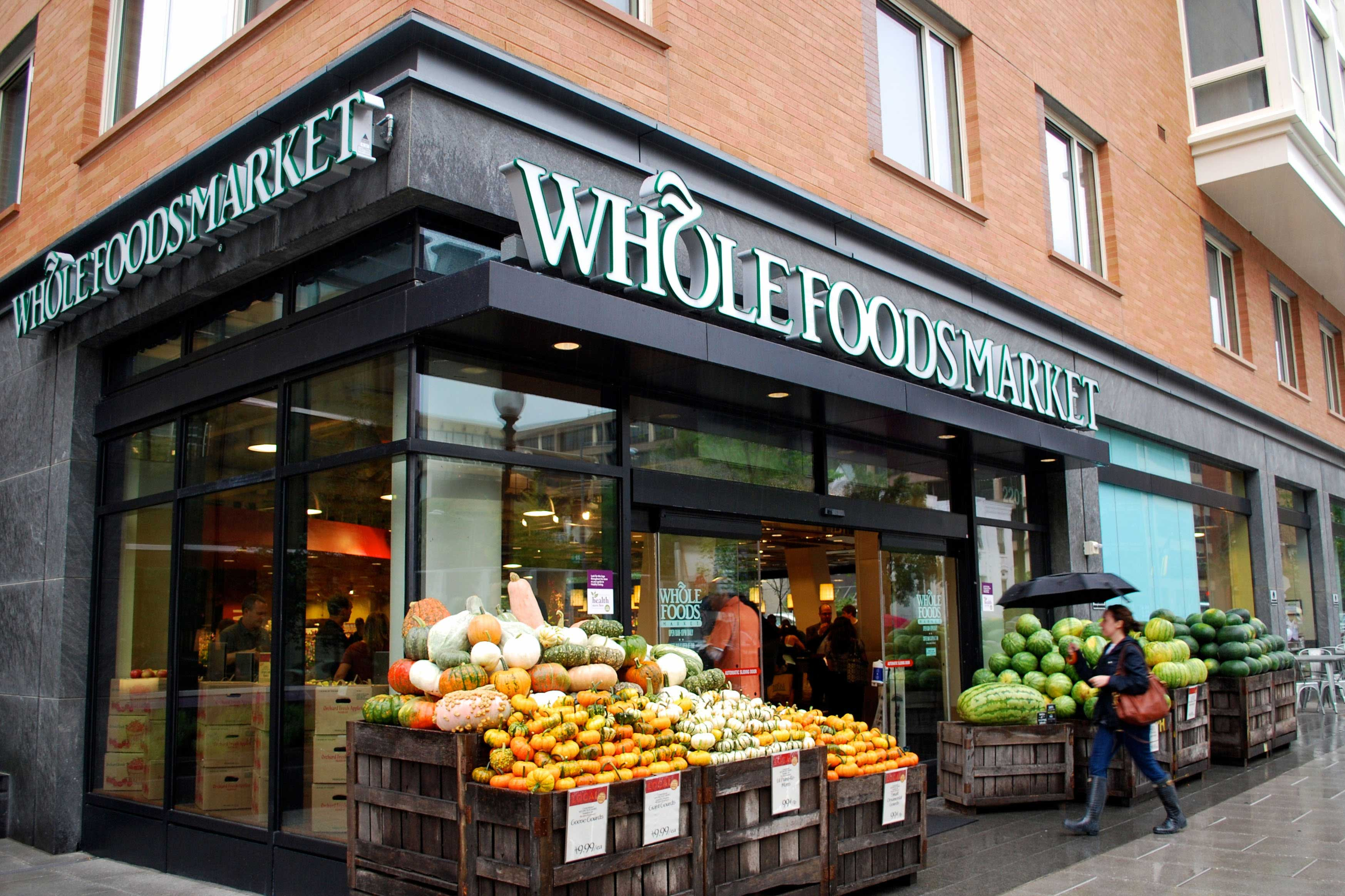 Whole Foods Older Store Sales