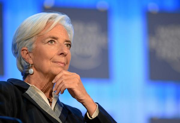Christine Lagarde IMF China