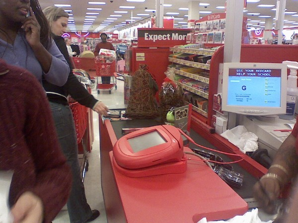 Target Mobile Wallet