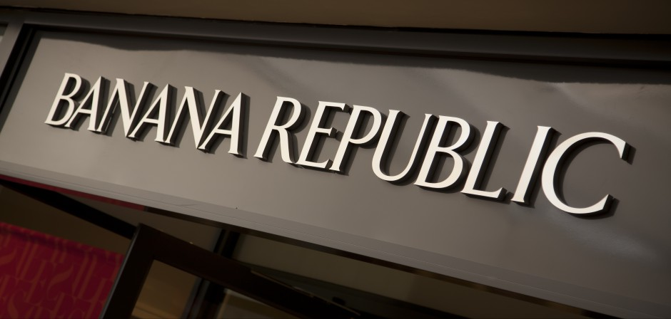 Banana Republic Sales Continue to Plummet
