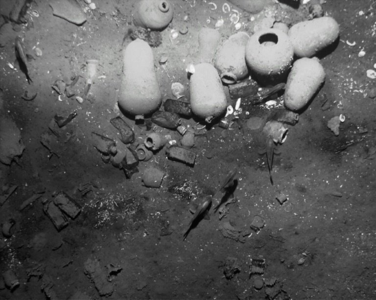Colombia Shipwreck Discovered