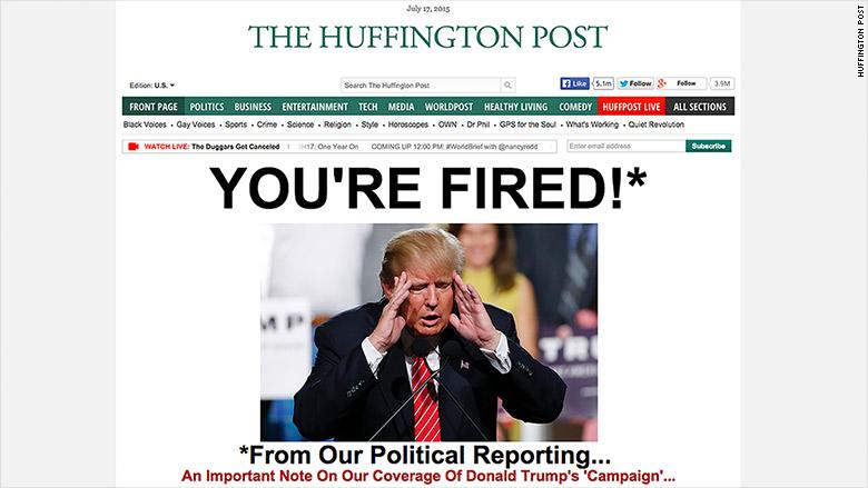 Donald Trump HuffPost