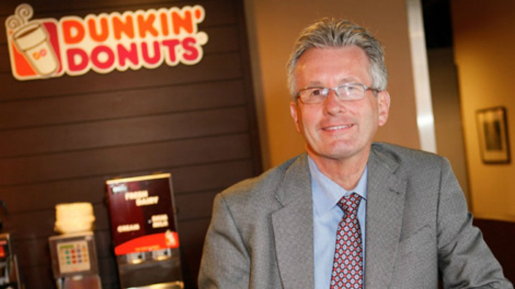 Dunkin Donuts CEO