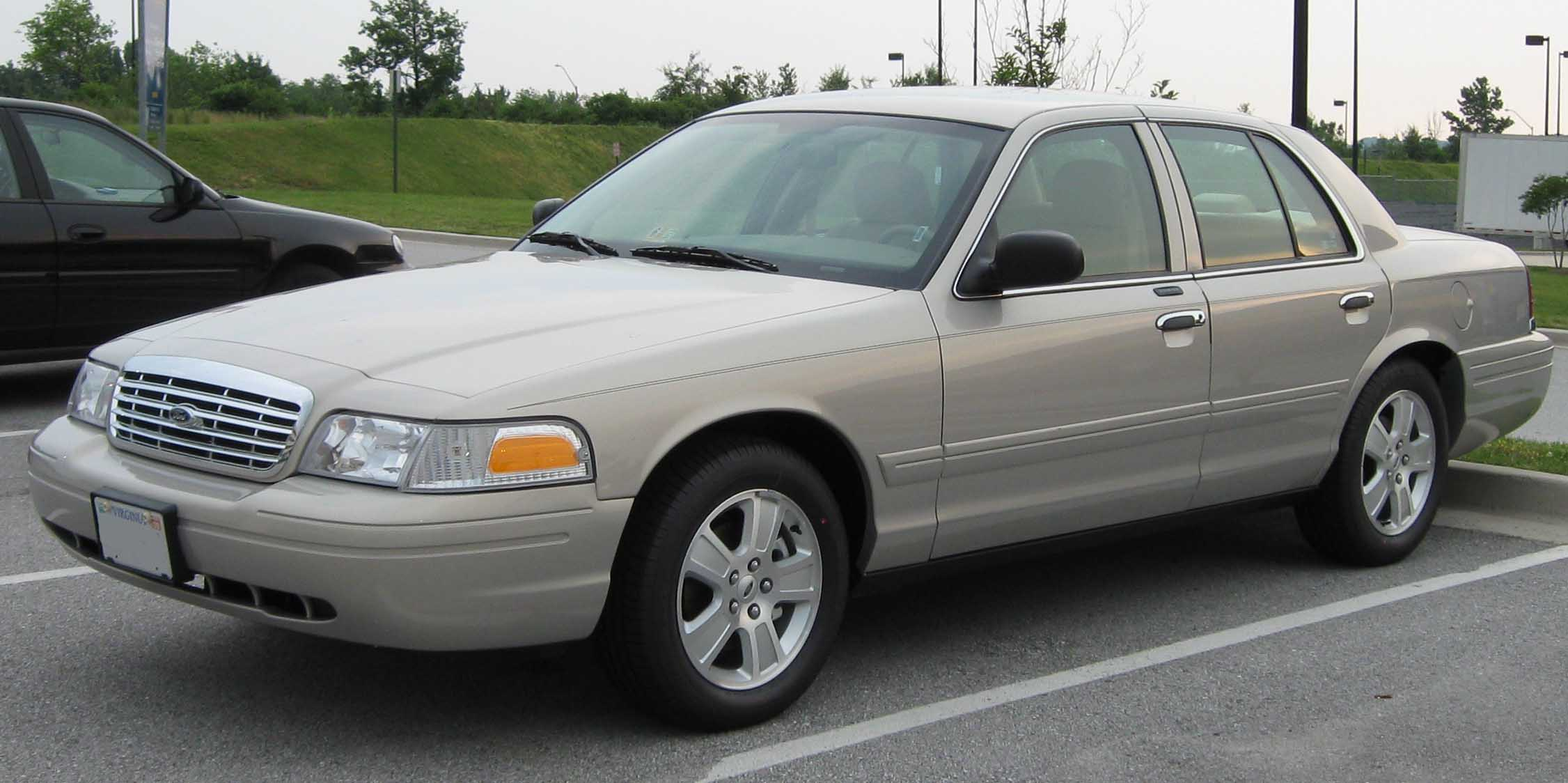 Ford Crown Victoria Recall over headlight issues