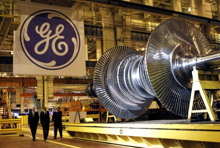 General Electric and sales of commercial lending business in Germany and France