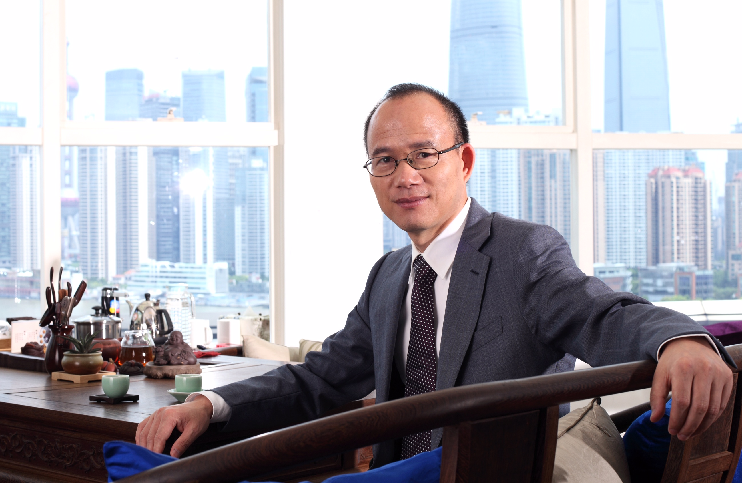 Guo Guangchang goes missing in China