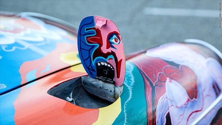 Janis Joplin Porsche sells at auction