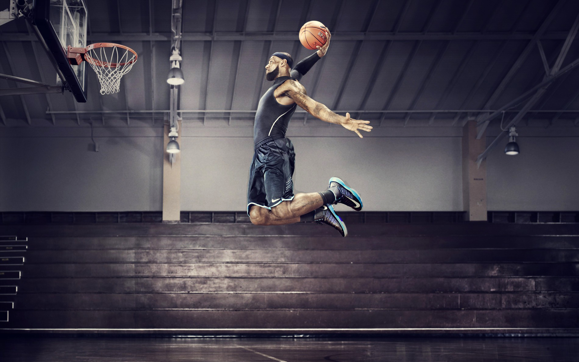 Lebron James and Nike
