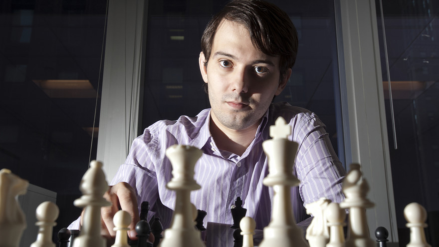 Martin Shkreli fired from KaloBios