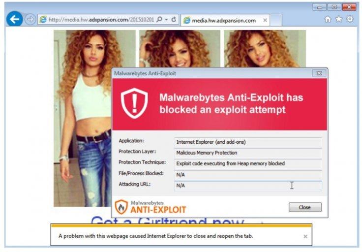 Porn sites malware cyberattack-virus