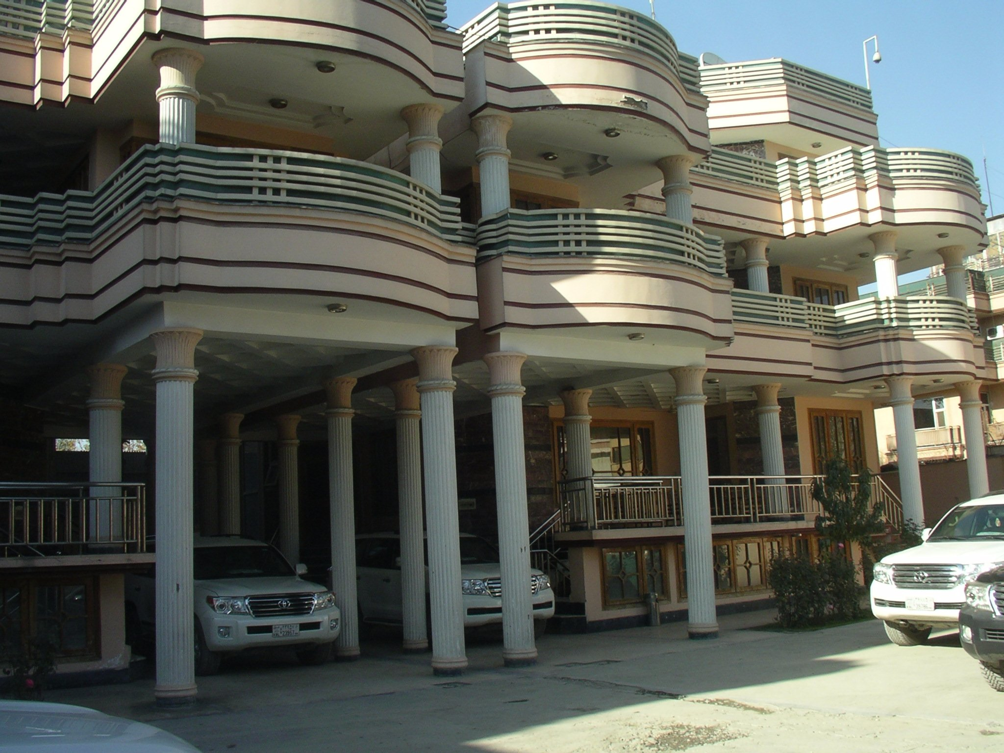 Private Afghanistan Military Villas