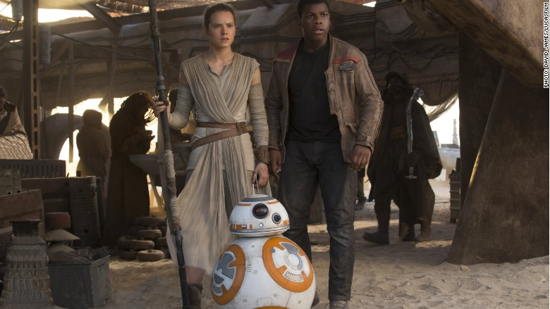 Star Wars The Force Awakens Box Office Record