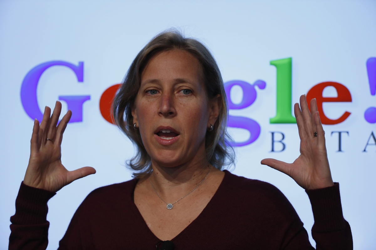 Susan Wojcicki and why she knew Google had to buy YouTube