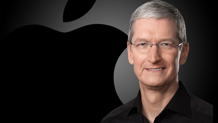 Tim Cook frustrated over US Taxes