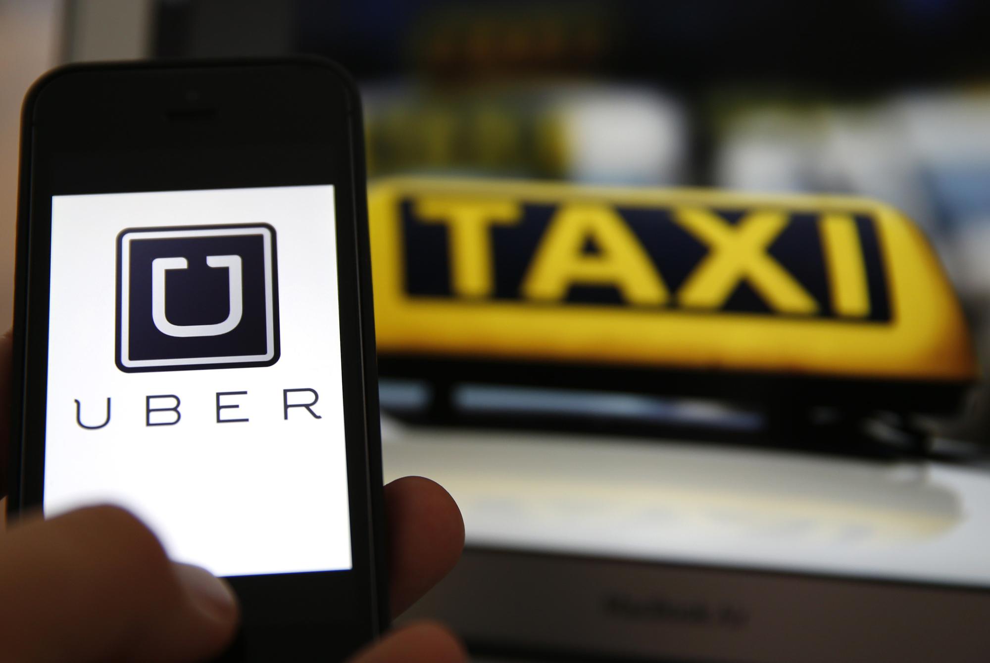 Uber Competitors Unite