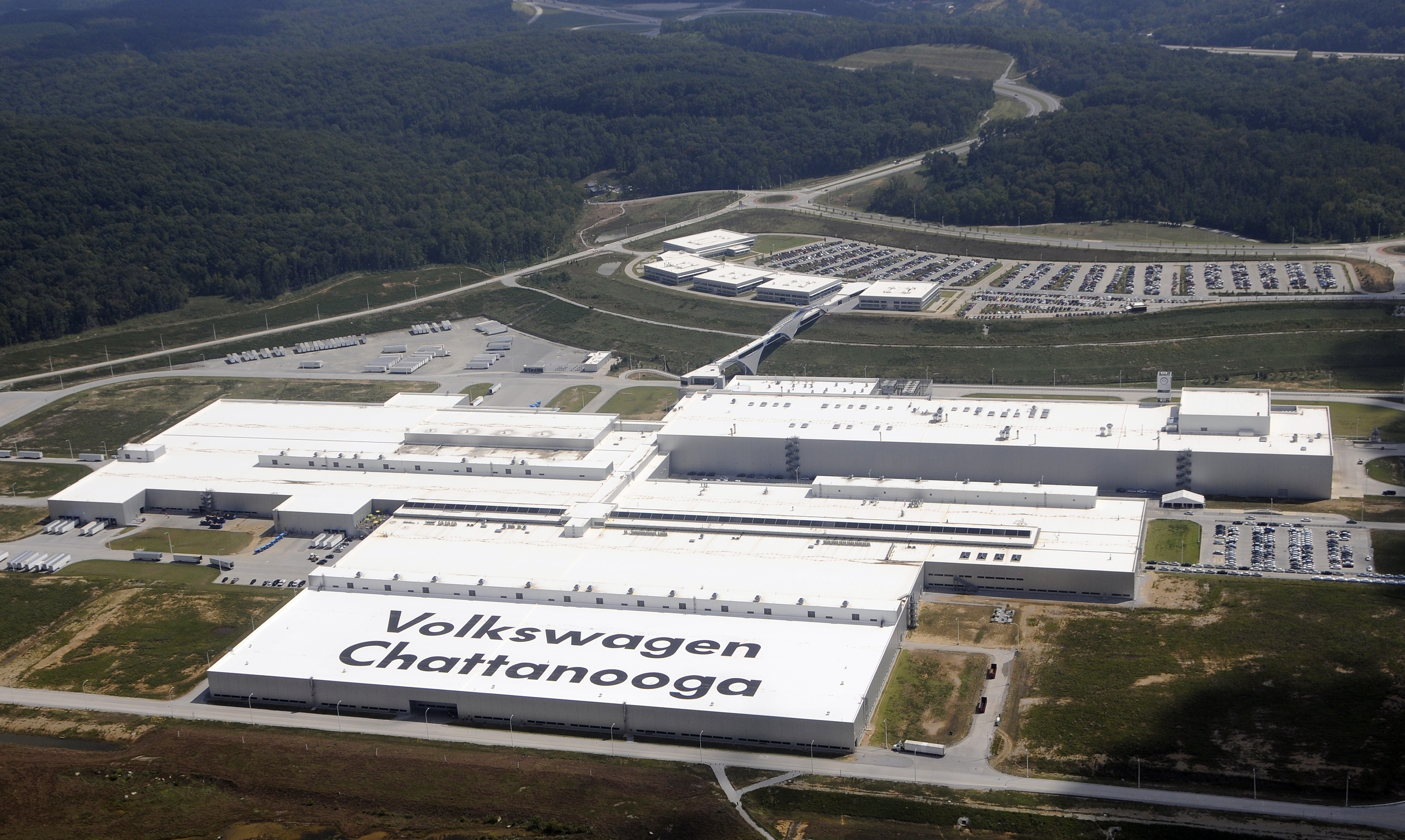 Volkswagen UAW in Tennessee