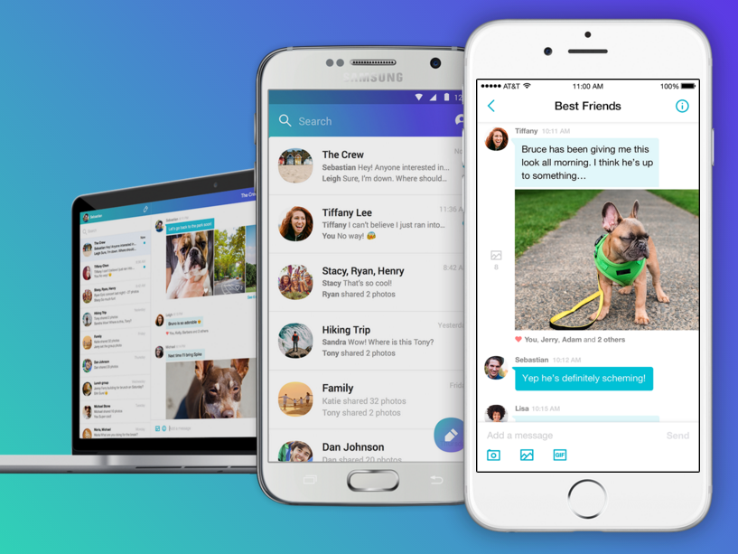 Yahoo Messenger Relaunch