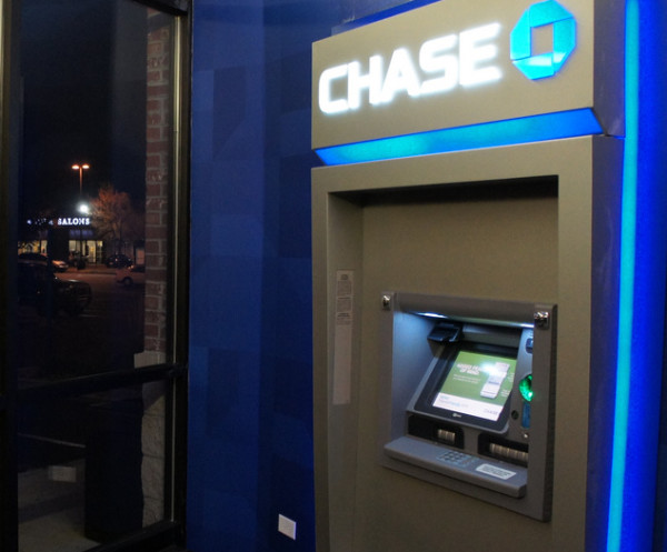Chase Cardless ATM