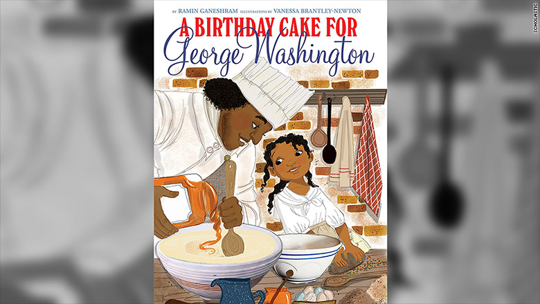 A Birthday Cake for George Washington