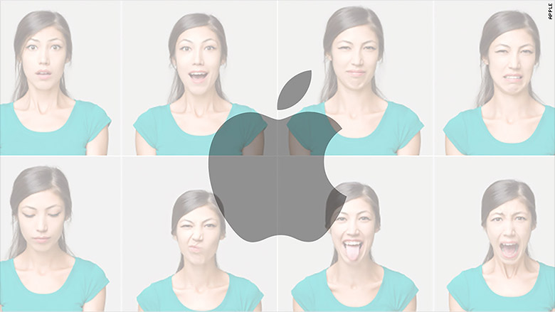 Apple Face Recognition AI