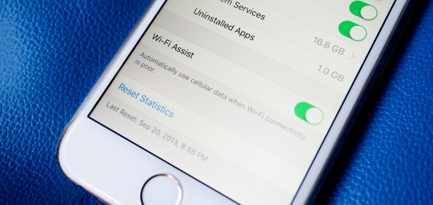 Apple WiFi Assist