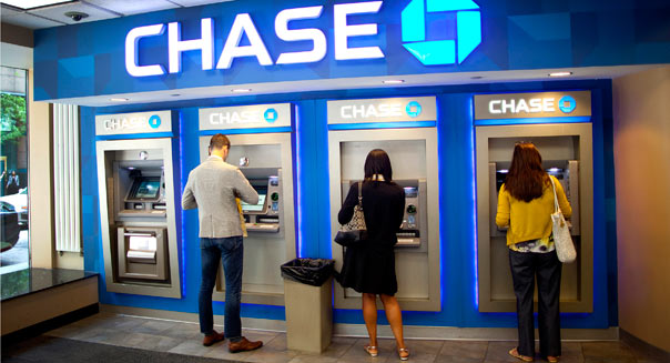 Chase - Banking fees in 2015