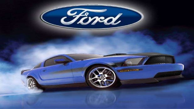 Ford Motor record profit