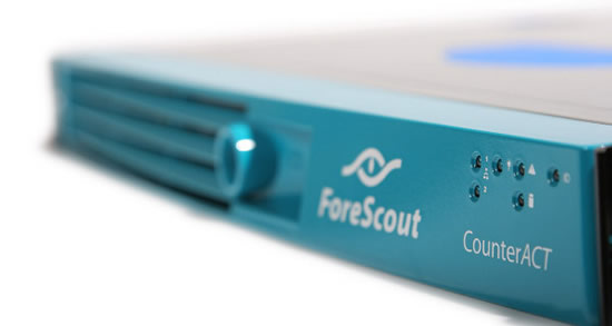 Forescout unicorn valuation