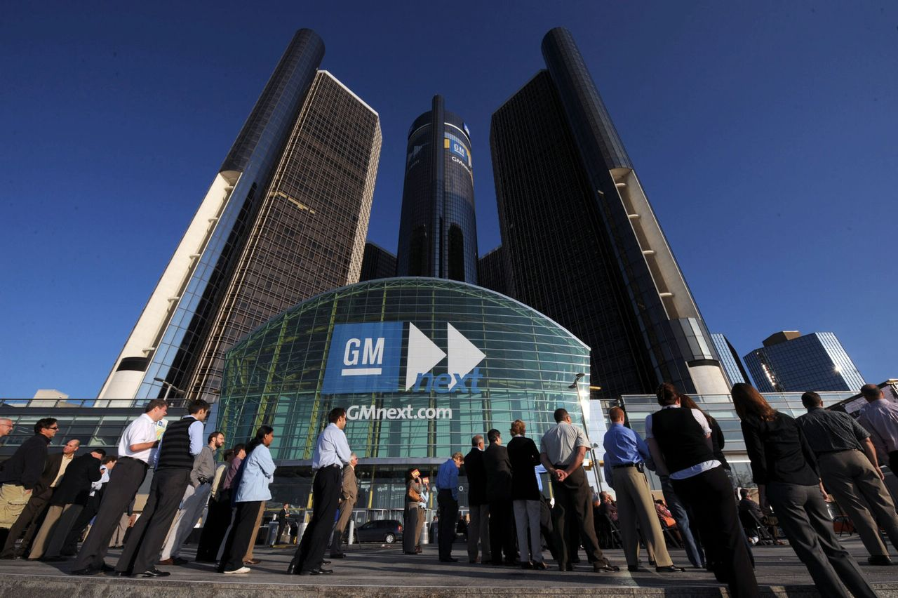 GM raises 2016 expectations with higher earnings forecast and a bigger buyback