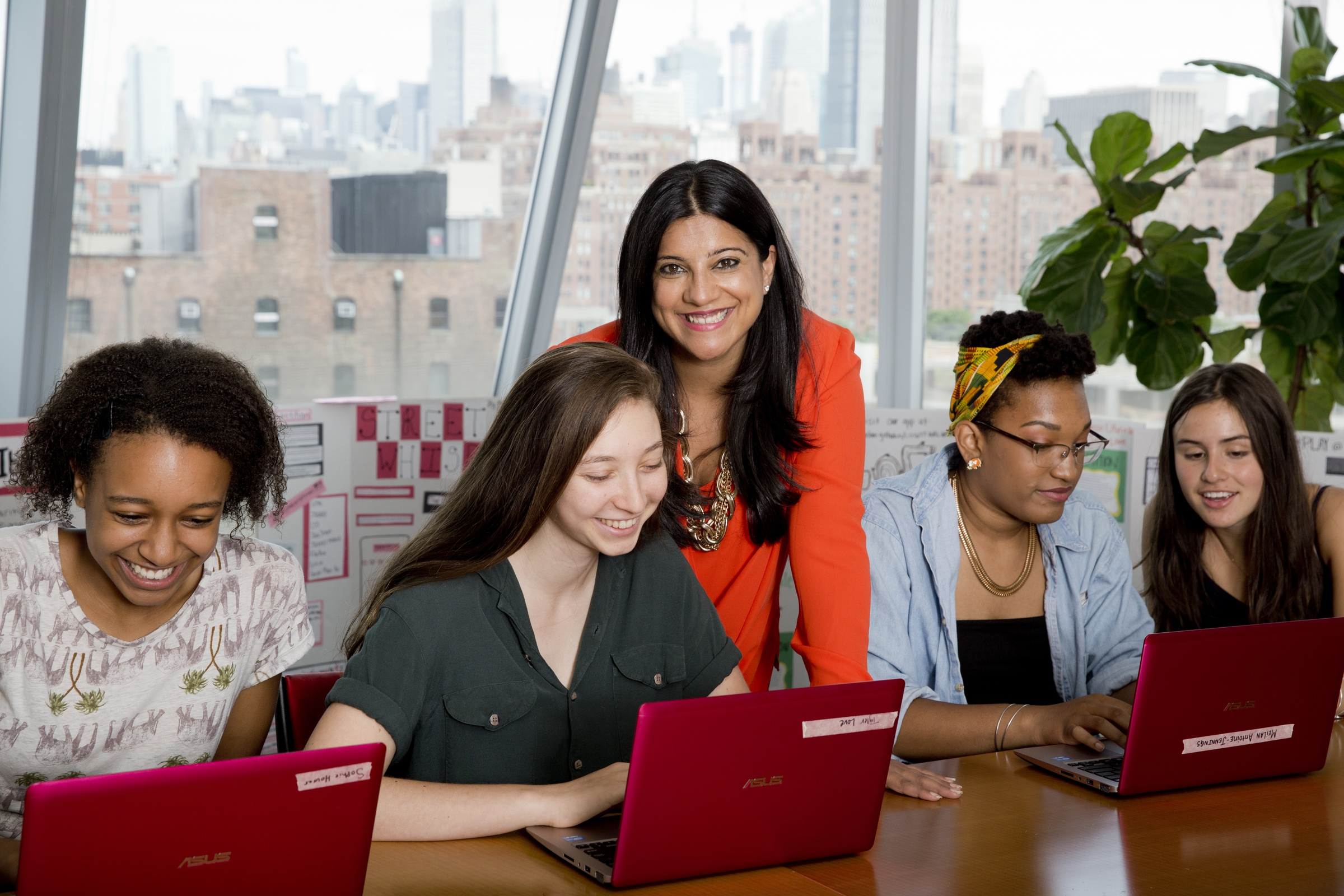 Girls Who Code is giving away $1 million to underprivileged girls