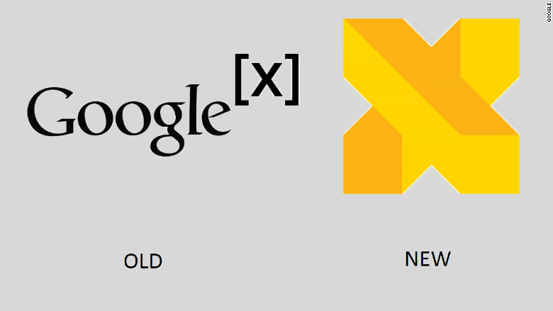 Google X is now just called X