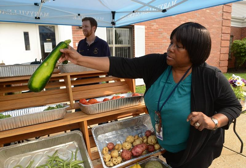 Growing and selling produce