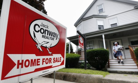 Home prices increase in 20 major US cities