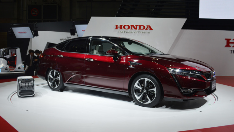Honda Clarity Fuel Cell Car