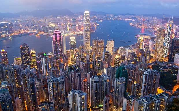 Hong Kong medium cost of living - highest in the world