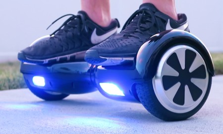 Hoverboard refunds from Amazon