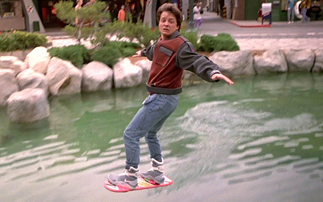 Hoverboards banned at College campuses