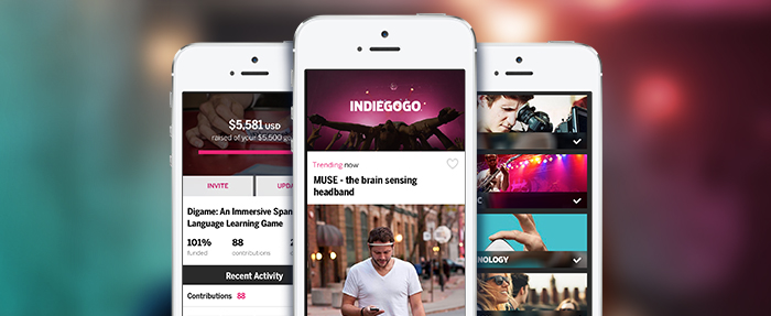 Indiegogo has a new CEO