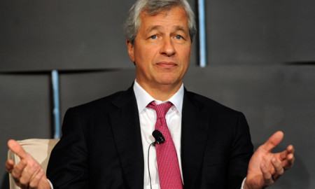 JPMorgan Chase CEO Jamie Dimon got a payraise last year