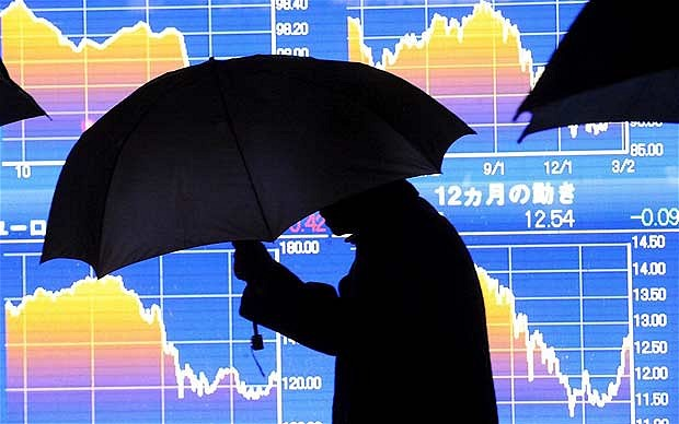 Japan Nikkei stock market