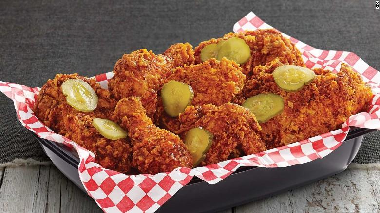 KFC Nashville Hot Chicken