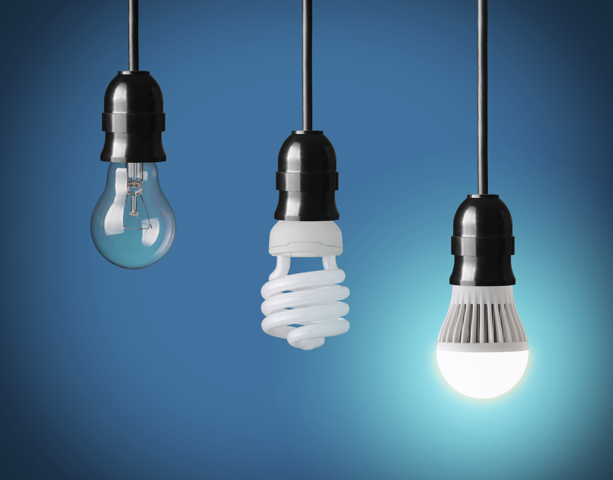 Lightbulb energy saving