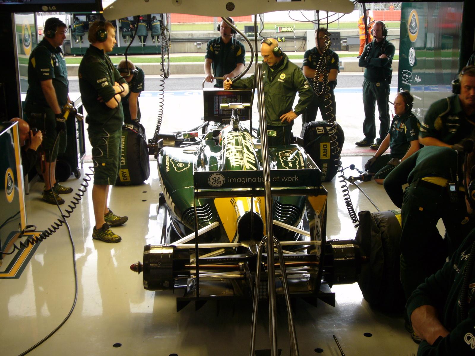 Lotus Cars Garage