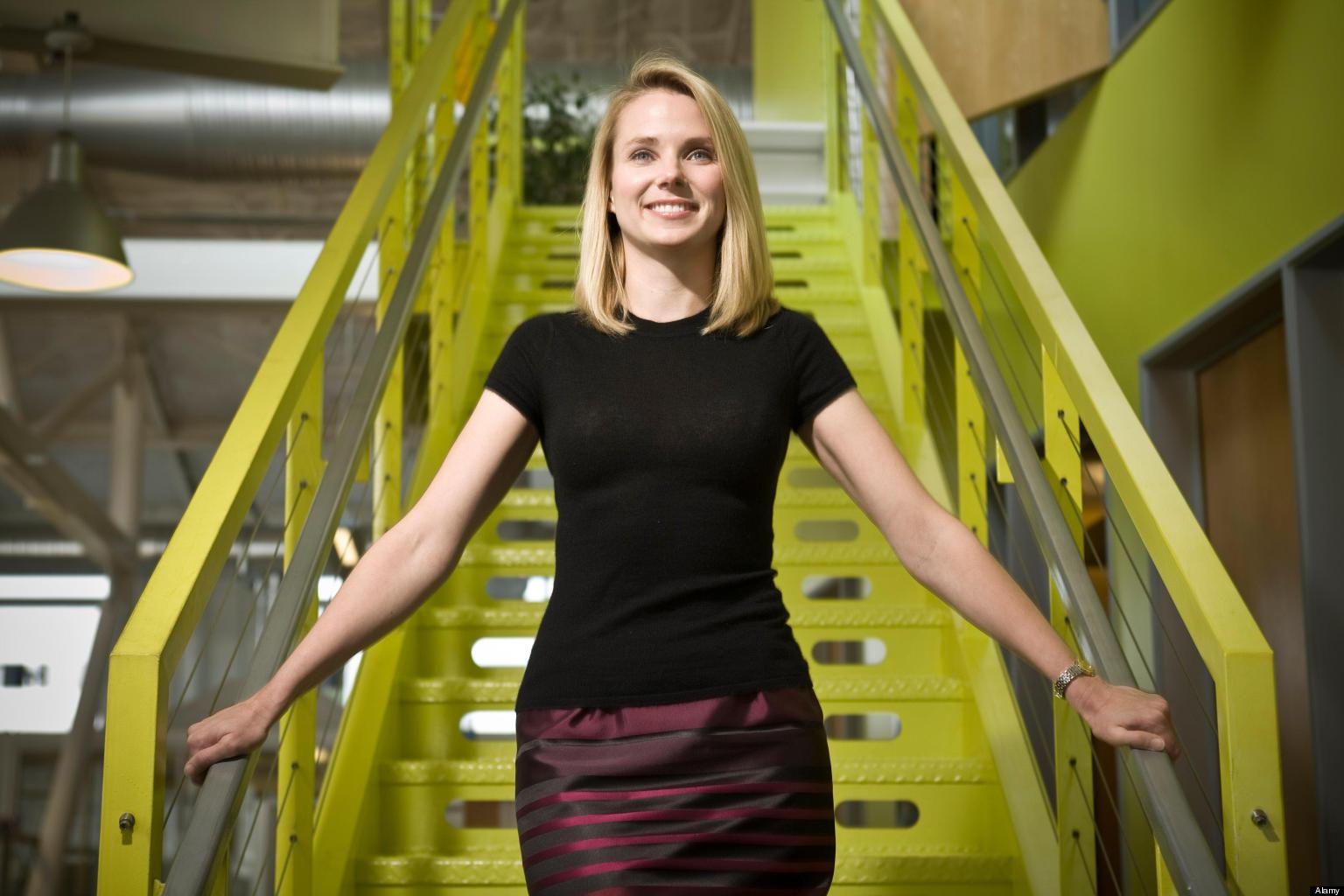Marissa Mayer and Yahoo Layoffs