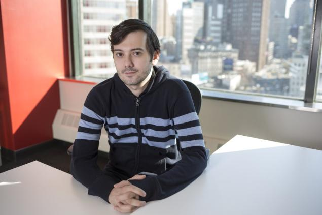 Martin Shkreli clashes with lawmakers ahead of congressional hearing