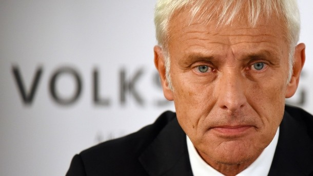Matthias Mueller and VW CEO Job - Safe for now