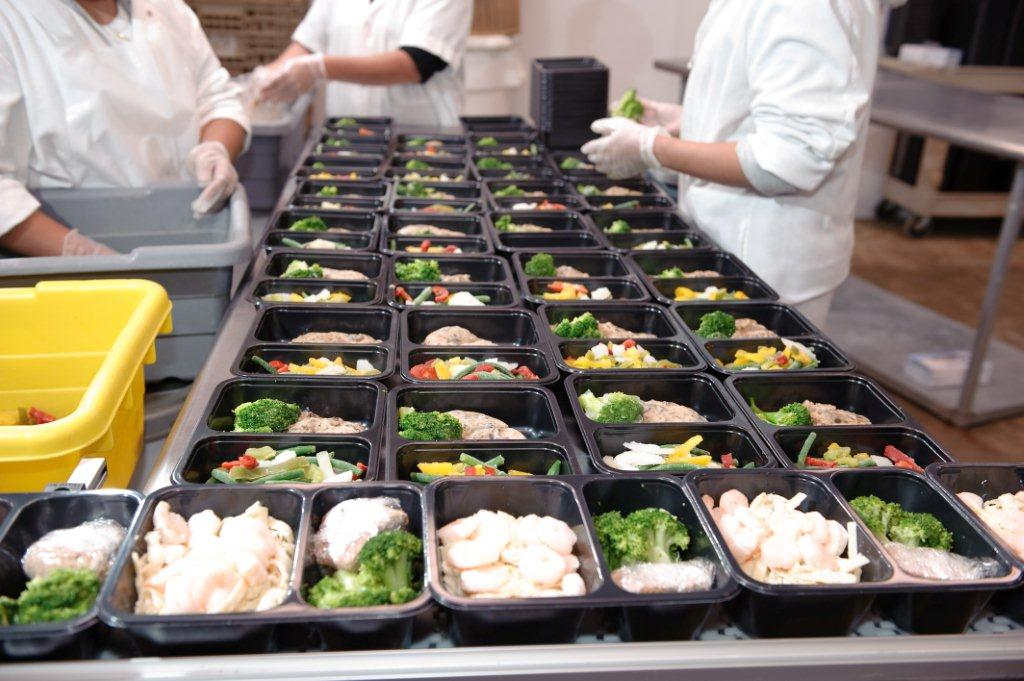 Meals to go preparations